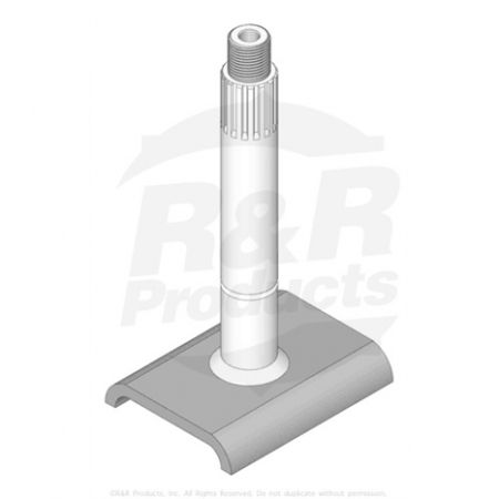 SHAFT- Replaces Part Number 105-1686