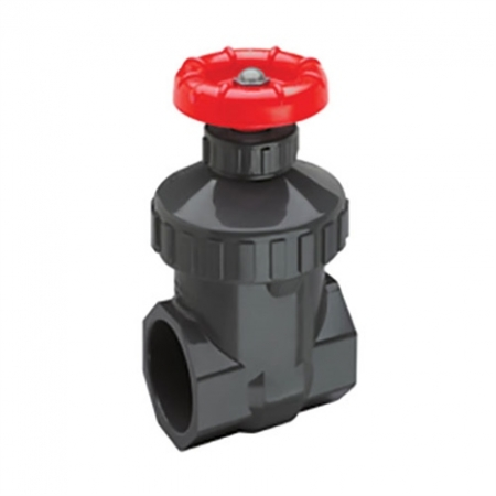 40MM CPVC GATE VALVE (SOC) VITON