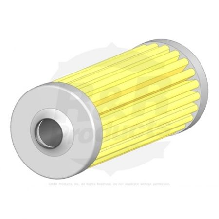 FUEL FILTER- Replaces  M801101