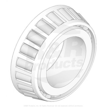 TAPERED BEARING- Replaces Part Number 254-94