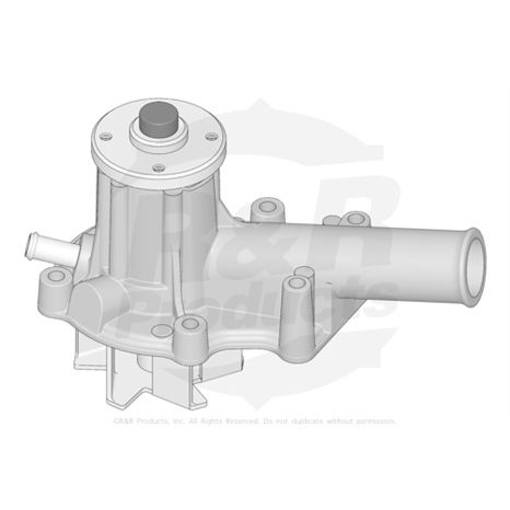 WATER-PUMP ASSY  Replaces 107-9089