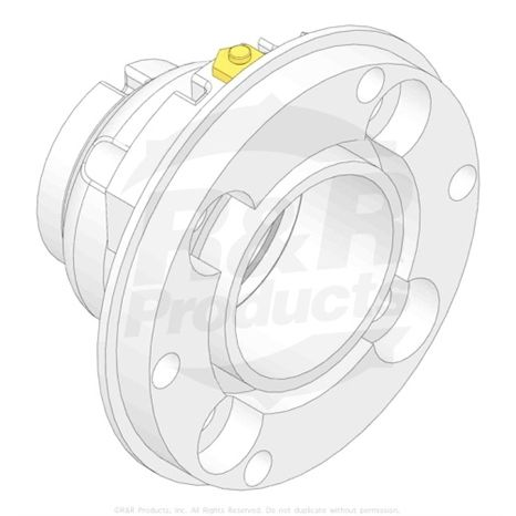 HOUSING- CYLINDER BEARING Replaces Part Number 164144, 1000480