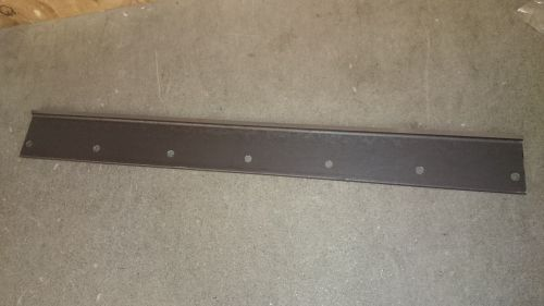 "30"" Bed Knife Replaces Ransomes MBA7024a"
