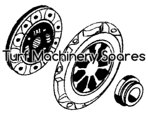 Clutch Assy-  Diesel  Engine