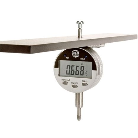 MASTERS GAUGE - DIGITAL - INCHES/METRIC