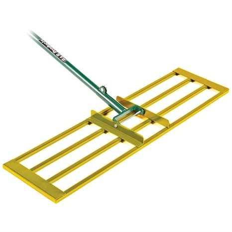 LEVEL RAKE - 36 IN Complete with Handle