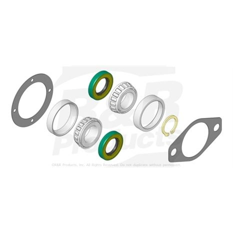 OVERHAUL- Replaces Part Number 100132