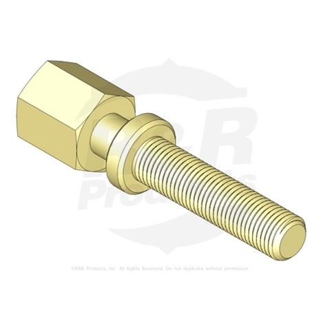 SCREW- 2-5/8 HOC  Replaces  110-7352
