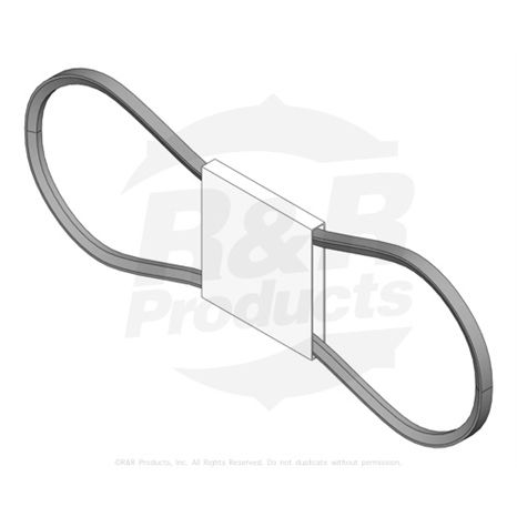BELT- Replaces Part Number 390704