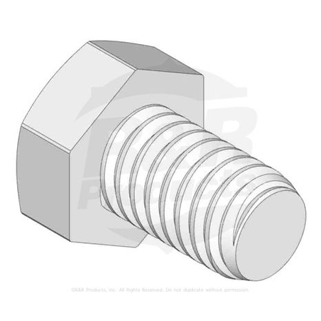 BOLT- Replaces Part Number C-10023
