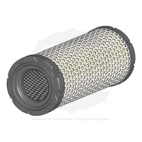 AIR FILTER BALDWIN- Replaces  5000919, 108-3810