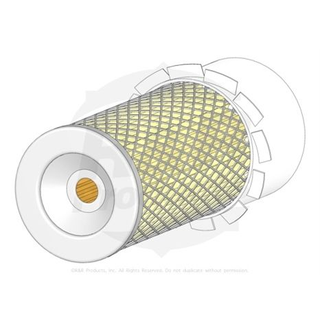 AIR FILTER- Replaces  108-3833, 27-7110