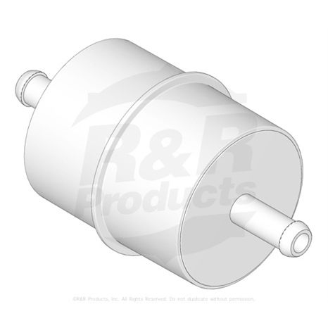 FUEL FILTER  BALDWIN- Replaces  18-1520